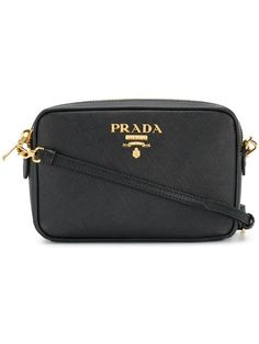 b3f88bbd3113 Prada Saffiano cross-body Bag - Farfetch