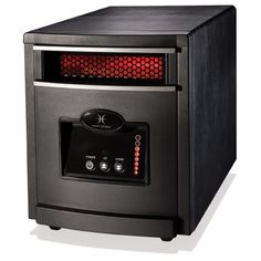 Feature Comforts Ceramic Compact Personal Electric Space Heater ...