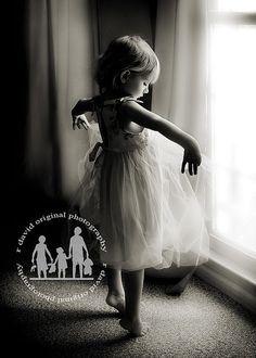 Shadow Dancing - Child Portrait by rdavidphoto, via Flickr