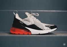 9b0d2384a54a Nike s Air Max 270 Surfaces in a  Light Bone Hot Punch  Colorway  New Air  Maxes for the new year.