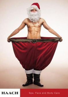 Sexy Santa Claus is in the house! Heads up naughty girls, take your pick out of these 20 hot and stunning sexy santas. Christmas Poster, Christmas Ad, Father Christmas, Christmas Countdown, Web Banner, Banners, Gym Advertising, Advertising Campaign, Countdown Clock