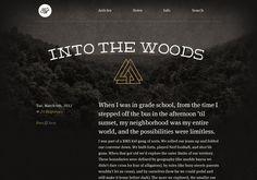 trentwalton.com web design