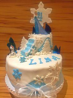 Eiskönigin-Torte