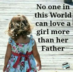 Father and Daughter love. Awesome - Single Mom Quotes From Daughter - Ideas of Single Mom Quotes From Daughter - Father and Daughter love. Daddys Little Girls, Daddys Girl, My Little Girl, My Baby Girl, Daddy Daughter Quotes, I Love My Daughter, Dad Daughter, Daughter Lyrics, I Love My Dad