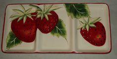 Strawberry Plate #TaiPanTrading