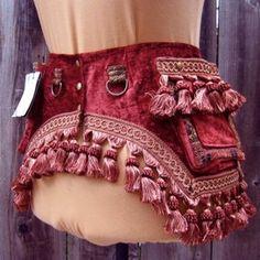 Pocket Belts by Blue Moon Designs.