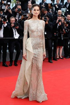See the best celebrity red carpet looks from Cannes.