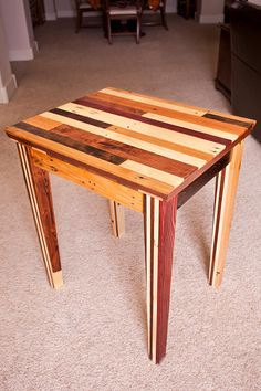 Ex Nihilo Furniture | Pallet Wood | Wine Barrels | Bend Oregon