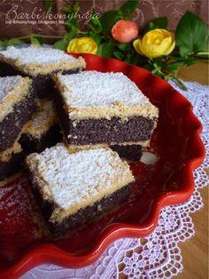 Hungarian Desserts, Hungarian Cake, Hungarian Recipes, Healthy Dessert Recipes, Gluten Free Desserts, Healthy Desserts, Easy Desserts, Polish Recipes, Amazing Cakes