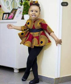 If you're a parent searching for the best Ankara styles for your creatures of infinite joy, search no more. At iDonsabi Fashion, fashion and styles is our business. Baby African Clothes, African Dresses For Kids, African Print Dresses, Dresses Kids Girl, Kids Outfits, African Kids, Girls, African Fashion Ankara, Latest African Fashion Dresses