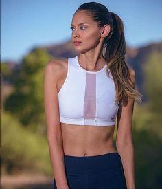 4e15302adec Beauty in simplicity 💖💖 Maritsa    Empire Sports Bra    PUBLIC MYTH  Lifestyle