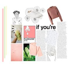 """""""The colour pink makes everything look pretty"""" by almaxran ❤ liked on Polyvore featuring Acne Studios, MANGO, Cyan Design and Old Navy"""