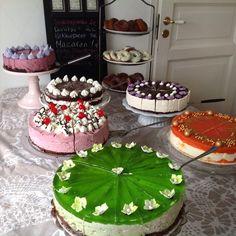 Irman ihannekakku Cheesecake, Cakes, Baking, Desserts, Food, Cheesecake Cake, Bread Making, Tailgate Desserts, Deserts