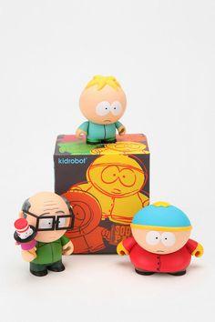 8ecaae29d49 kidrobot s South Park Blindboxed Figure