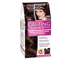 Casting Creme Gloss                                                                      500 Castanho Claro