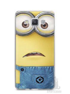 Capa Samsung A5 Minions #5 - SmartCases - Acessórios para celulares e tablets :)