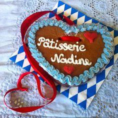 Pâtisserie Nadine: Lebkuchenherzen ou Oktoberfest Herzerl - dicas e truques!