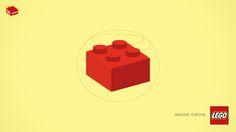 55 gráficas minimalistas por los 55 años de Lego | El poder de las ideas
