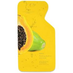 Forever21 Papaya Mud Mask ($1.90) ❤ liked on Polyvore featuring beauty products, skincare, face care, face masks, white, deep cleansing face mask, deep cleansing facial mask, facial mud mask, clay face mask and deep cleansing clay mask