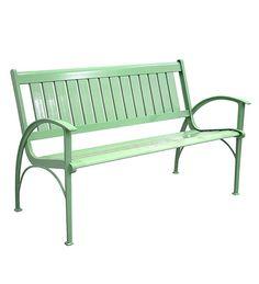 Main image for Green Ella Outdoor Garden Bench