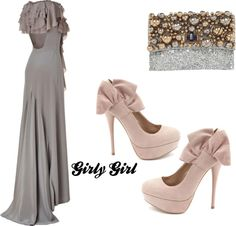 """""""Girly Girl!!"""" by thebeautyinsiders ❤ liked on Polyvore"""