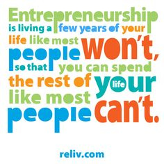 Work your business hard now so you can live the life you've always dreamed later! https://reliv.com/how-reliv-works