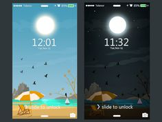 Day & Night Wallpapers by Arslan Ali