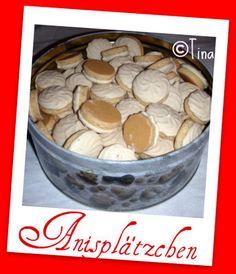 'Anisplätzchen' -- Rezept mit Geling-Garantie, wenn man den Kommentaren glauben darf!