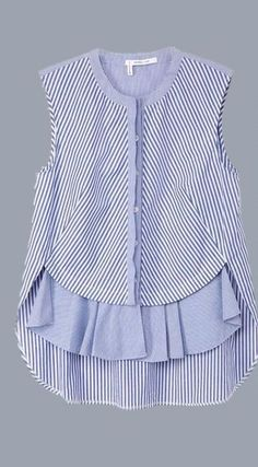 Blouses for women – Lady Dress Designs Kids Dress Wear, Dresses Kids Girl, Kids Outfits, Stylish Dress Designs, Stylish Dresses, Fashion Dresses, Frock Design, Umgestaltete Shirts, Hijab Stile