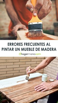 We should avoid making mistakes in painting wooden furniture. Next, we will explain the most common and frequent ones. to is # furniture Source by duendesansano The post Common mistakes in painting wooden furniture appeared first on Wooden. Affordable Furniture, Cheap Furniture, Furniture Stores, Diy Wood Projects, Woodworking Projects, Painting Wooden Furniture, Diy Plant Stand, Diy Sofa, Furniture Dolly