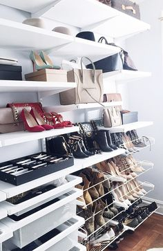 27 Closet Organization Ideas to Copy | How to Organize + Design Your Closet |
