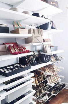 27 Closet Organization Ideas to Copy | How to Organize + Design Your Closet |