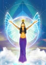 You are a priestess of the Goddess when She awakens within you, so that you can serve from a place of unapologetic beauty, devotion and outrageous aliveness. Priestesses are powerful wise women who embrace the lineage and heritage of magical practice. (author unknown)