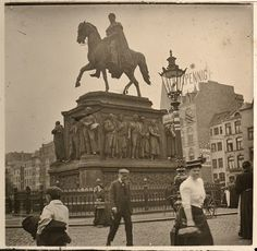 Frederick William III, Cologne 1910s  r | by AndyBrii