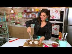 BROWNIE SUPER NUTRITIVO - Cómo me sano - YouTube