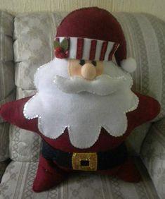 Christmas Crafts To Sell, Diy Christmas Decorations Easy, Christmas Hanukkah, Christmas Art, Christmas Projects, Christmas Holidays, Christmas Cushions, Christmas Pillow, Felt Crafts