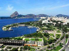 Marina da Glória,Rio de Janeiro, Brasil