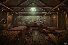 Tavern by AnthonyAvon.deviantart.com on @deviantART