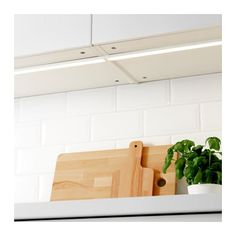 "OMLOPP LED countertop light - 24 "" - IKEA"