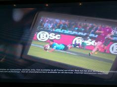 Fox Sports TV advert.