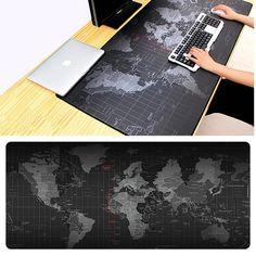 """""""Command Center"""" World Mouse Mat"""
