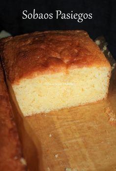 Gotas de Azúcar y Vainilla: Sobaos pasiegos Bread Recipes, Cooking Recipes, Bunt Cakes, Special Recipes, Dessert Recipes, Desserts, Sweet Bread, Sweet Recipes, Bakery
