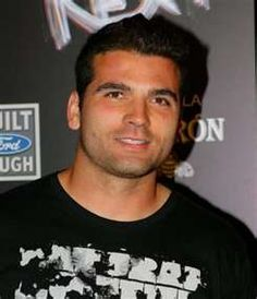 Joey Votto.  Out of uniform, but the cutest picture.  He has forearms like fence posts--I should know, I've seen a few fence posts in my time.