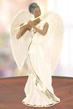 [African American Angels] - LENOX AFRICAN AMERICAN ANGEL COLLECTION