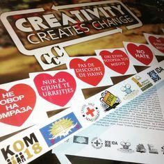Creativity Creates Change