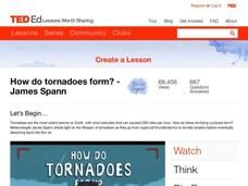How Do Tornadoes Form? Video