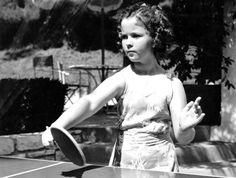 Like the Ripley's Believe It Or Not of Ping Pong because yes, it's true folks; Celebrities love ping pong too. Table Tennis Game, Ping Pong Table Tennis, Ping Pong Room, Friends And Company, Tennis Legends, Star Wars, Thing 1, Summer Games, Cute Little Girls
