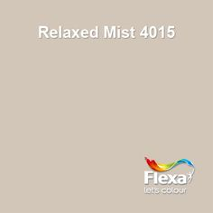 Flexa Couleur Locale kleur Relaxed Mist 4015
