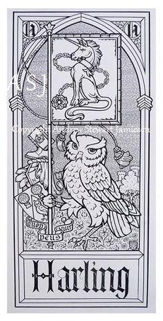 Coats of Arms, Heraldry, Heraldic Art & Illuminated Manuscripts painted by English Artist Andrew Stewart Jamieson in 2011.