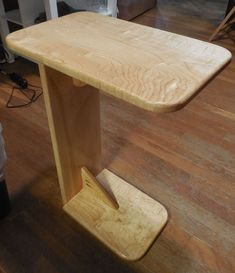CouchTable2 by Fool4peppers at instructables.com